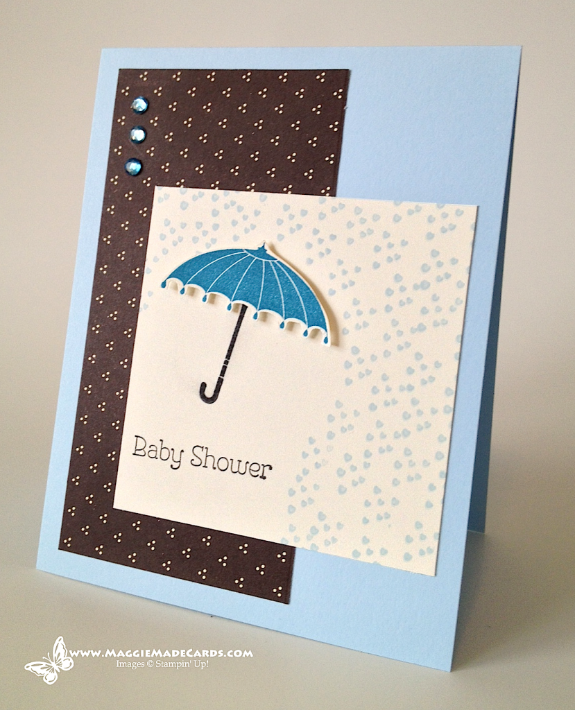 tag archives handmade baby shower card