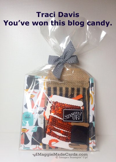 Blog Candy Winner