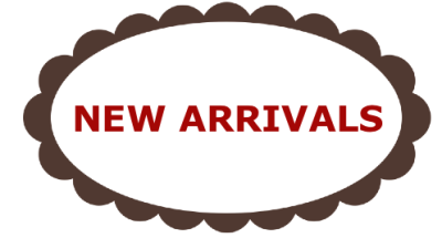 Blog Tag New Arrivals