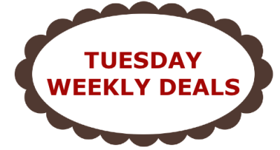 Blog Tag Weekly Deals